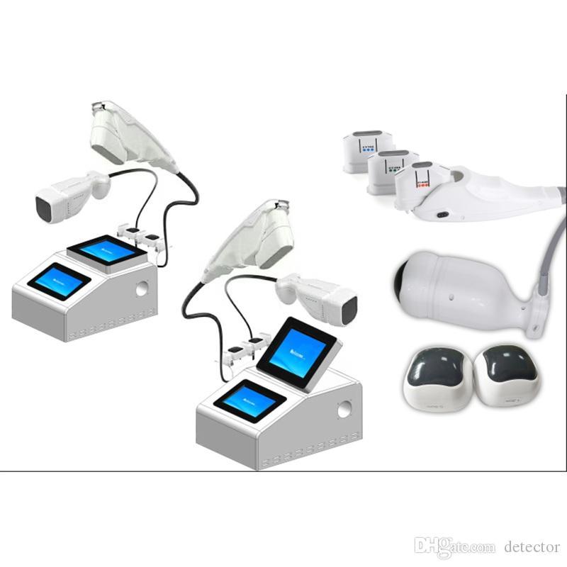 2 في 1 آلة HIFU Liposonix لرفع الوجه 8MM 13MM الجسم التخسيس إزالة الدهون لصالون تجميل