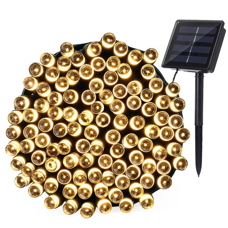 200 LED Solar Fairy String Lights (56)