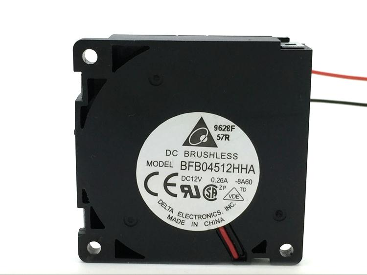 for delta BFB04512HHA 12V 0.21A For NVIDIA FX580 graphics card cooling fans cooler