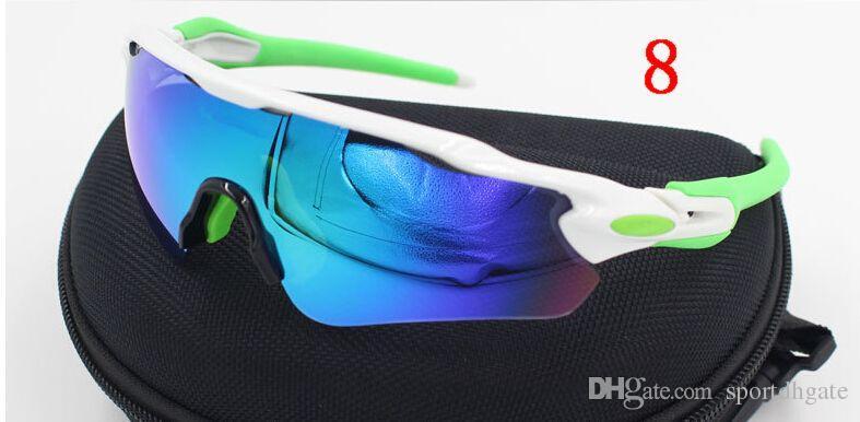 2019 الجديدة EV الملعب النظارات المستقطبة الشمس طلاء عدسة مكبرة للنساء الرجل النظارات الشمسية الرياضة ركوب الدراجات نظارات شمسية UV400
