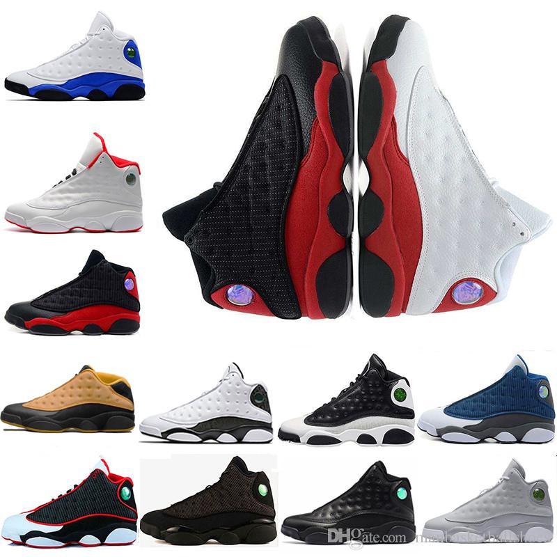 الجملة 13 13 ثانية أحذية كرة السلة فانتوم رحلة البحرية الأزرق بارونات الرجال الأحمر كرة السلة الرجال الرياضة رياضة التنس scarpe مجانا