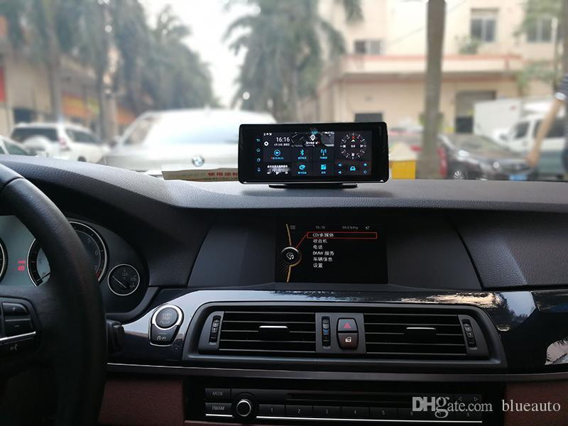 6,86 Zoll Android5.0 Armaturenbrett GPS Navigation HD Bildschirm Auto DVR Reseving Kamera 3G Wift Bluetooth