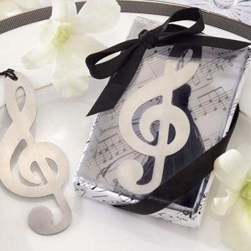 Recuerdos Para Bautizo Con Foto.Silver Music Notmark Wedding Gifts Baby Shower Recuerdos Para Bautizo Regalos De Boda Para Los Invitados Souvenir Favor Tags Favor Wedding From