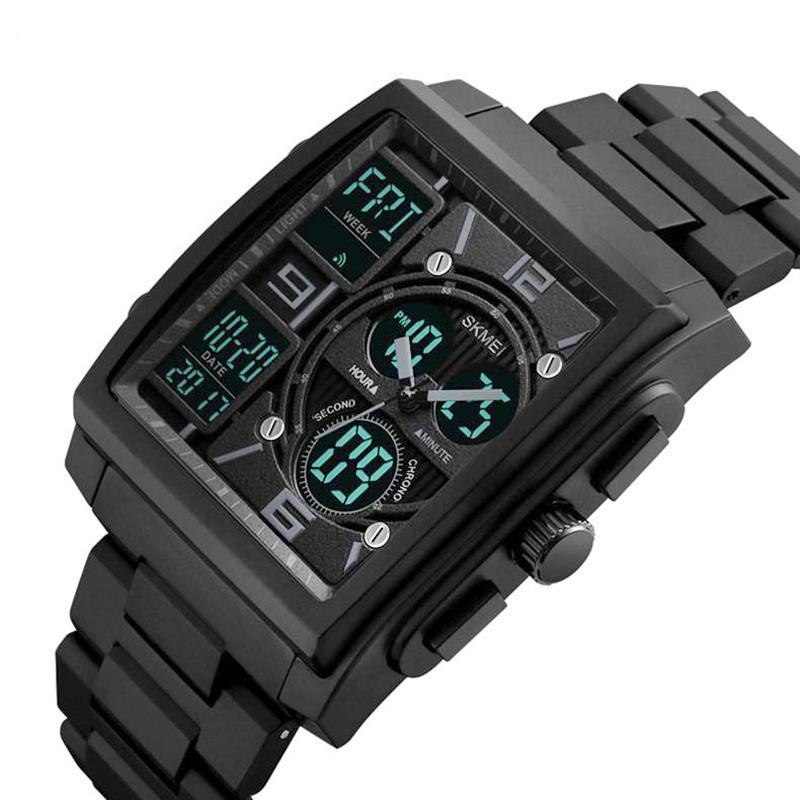 New  Sport LED Digital Stopwatch Women Mens Fashion Electronics Watch Outdoor relogio masculino