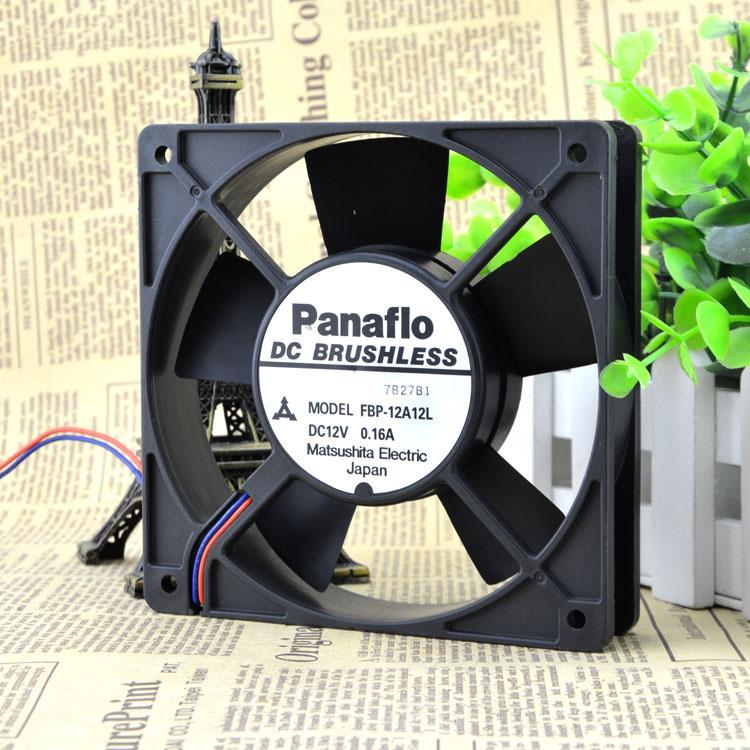 Для panaflo Panasonic 12025 12 В 0.16A FBP-12A12L 12025 12 СМ вентилятор охлаждения