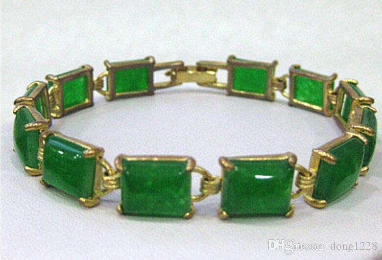 Зеленый браслет NoEnName_Null