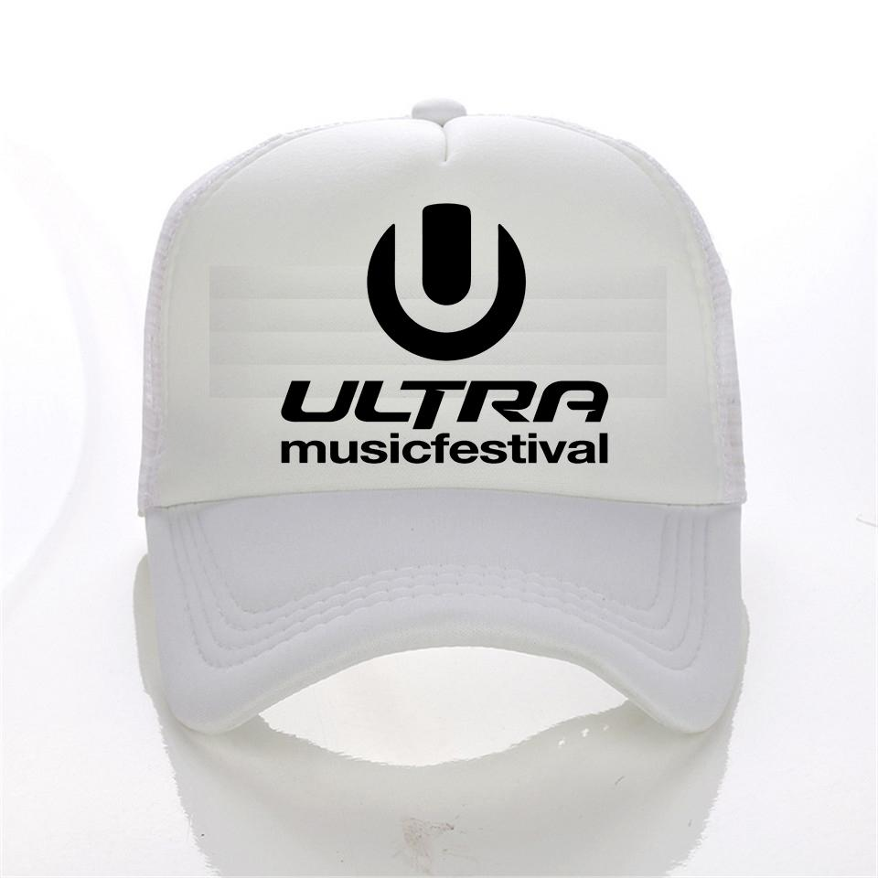 gorras new era ultra music festival