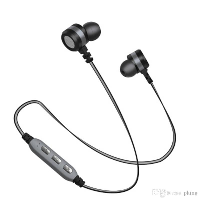 Ht 1 Neckband Bluetooth Headsets Sport Music Wireless Earphones Bass Stereo Hd Microphone Phone Headphones Handsfree Best Bluetooth Cell Phone Best Bluetooth Earbuds For Cell Phones From Pking 6 54 Dhgate Com
