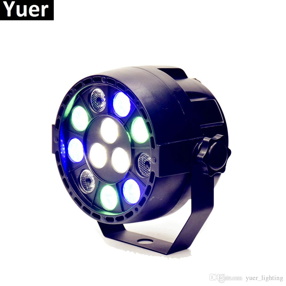 LED الاسمية 12x3W RGBW أدى ضوء المرحلة ضوء الاسمية ضوء مع DMX512 ل ديسكو دي جي العارض آلة حزب الديكور مرحلة الإضاءة