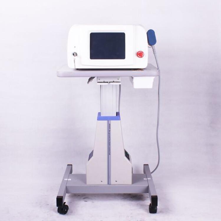 Equipo de terapia de ondas de choque neumáticas máquina de ondas de choque fisioterapia fisioterapia alivio del dolor de rodilla instrumento para eliminar las celulitis