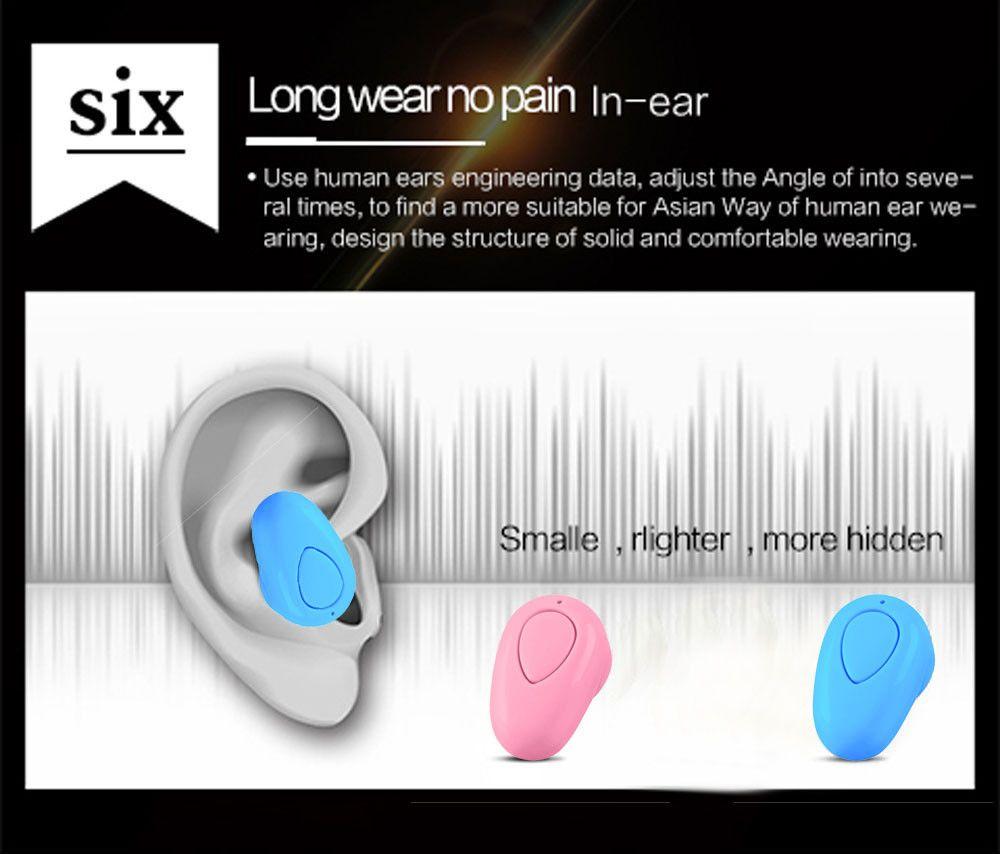 Auriculares inalámbricos Bluetooth Estéreo Auriculares Manos libres manos libres para iPhone / Samsung auriculares inalámbricos Auricular Bluetooth