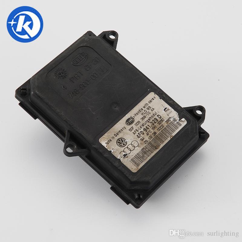 Hela AFS Leistungsmodul 4FO.941.329D for VW/AUDI OEM 5DF009 368-11 AB AFS BALLAST