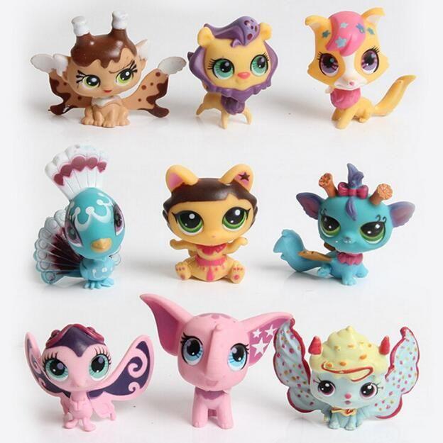 50% off большой запас Q pet toy кукла животных модель украшения автомобиля кукла модель руки, чтобы сделать игрушки