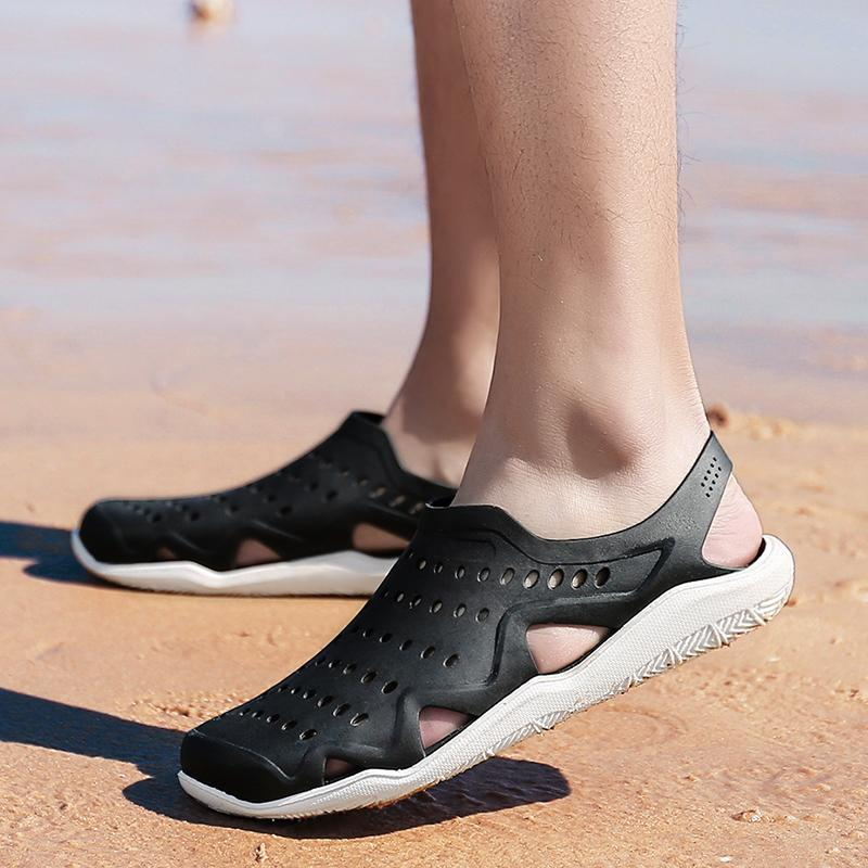 Sandals Men Anti Slip Breathable
