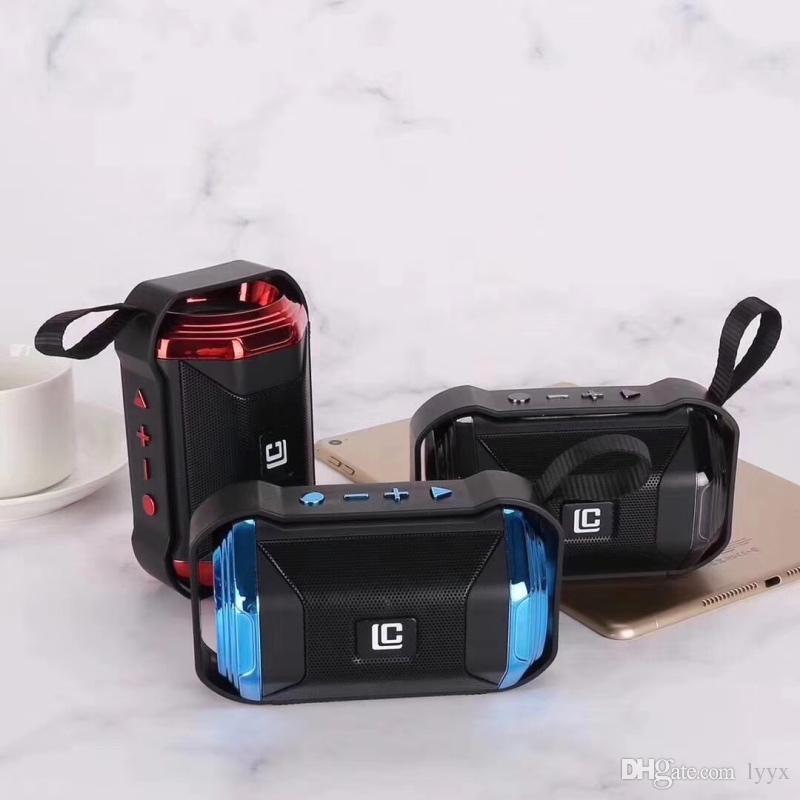 Новый LN-11 Мобильный Телефон Bluetooth Аудио Беспроводной Динамик Открытый Бас Внешней Торговли Мода Пользовательские Подарок Трансграничные