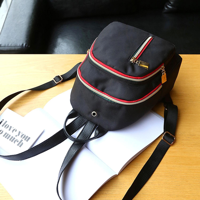 Borsa a tracolla in nylon selvaggio di moda zaino in tessuto di Oxford Mini borsa femminile di tela di canapa femminile Entrambe le versioni coreane