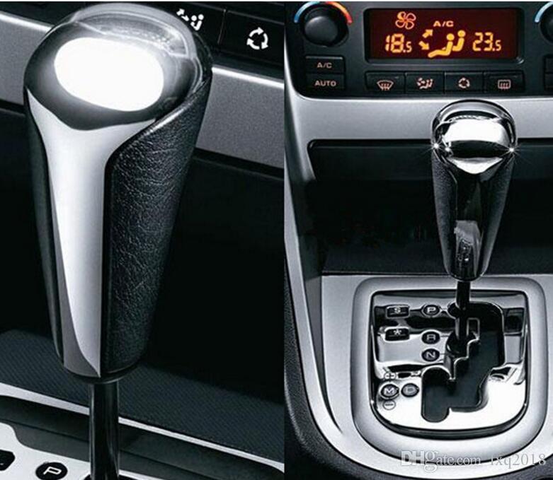 Botão de mudança de marchas automático para PEUGEOT Peugeot 206 207 301 307 408 Citroen C2 C3 alavanca da cabeça de engrenagem
