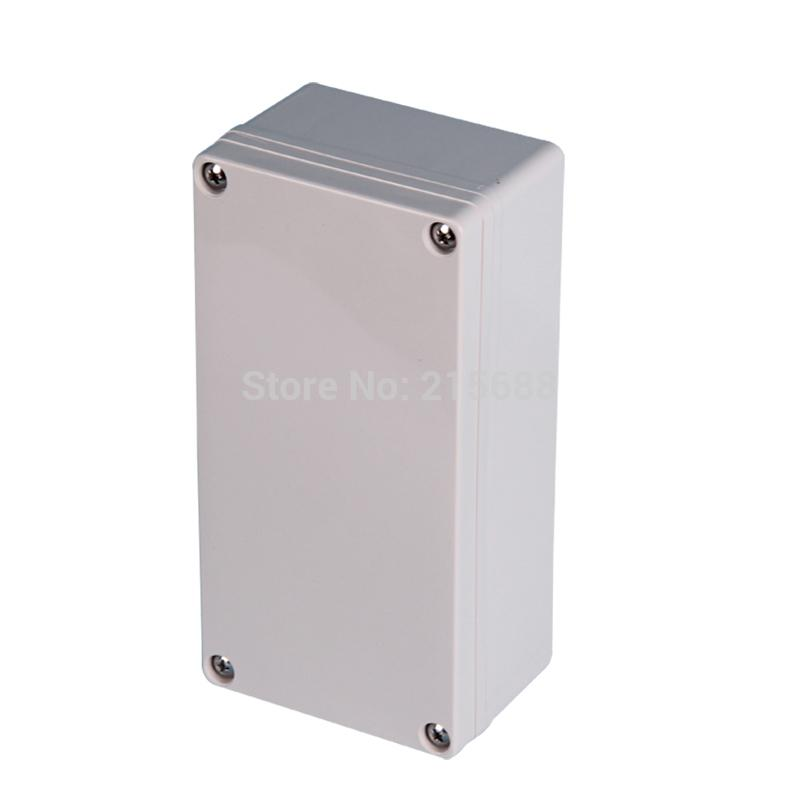 Saip Brand abs junction enclosure، hibox for electronics DS-AG-0816-S، 80 * 160 * 55MM