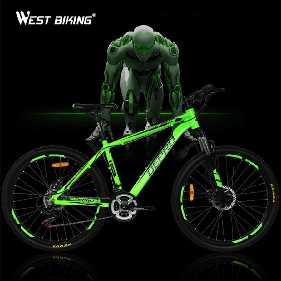 Vélo de montagne antichoc cadre 21 vitesses Shift 26 pouces double freins à disque Shifter Set pour vélo Shimano cyclisme Bicicle