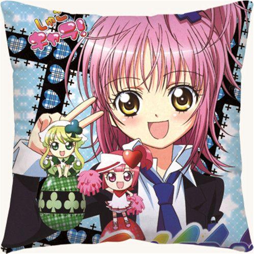 Customize Cartoon Shugo Chara Hinamori Amu Square Pillow gift