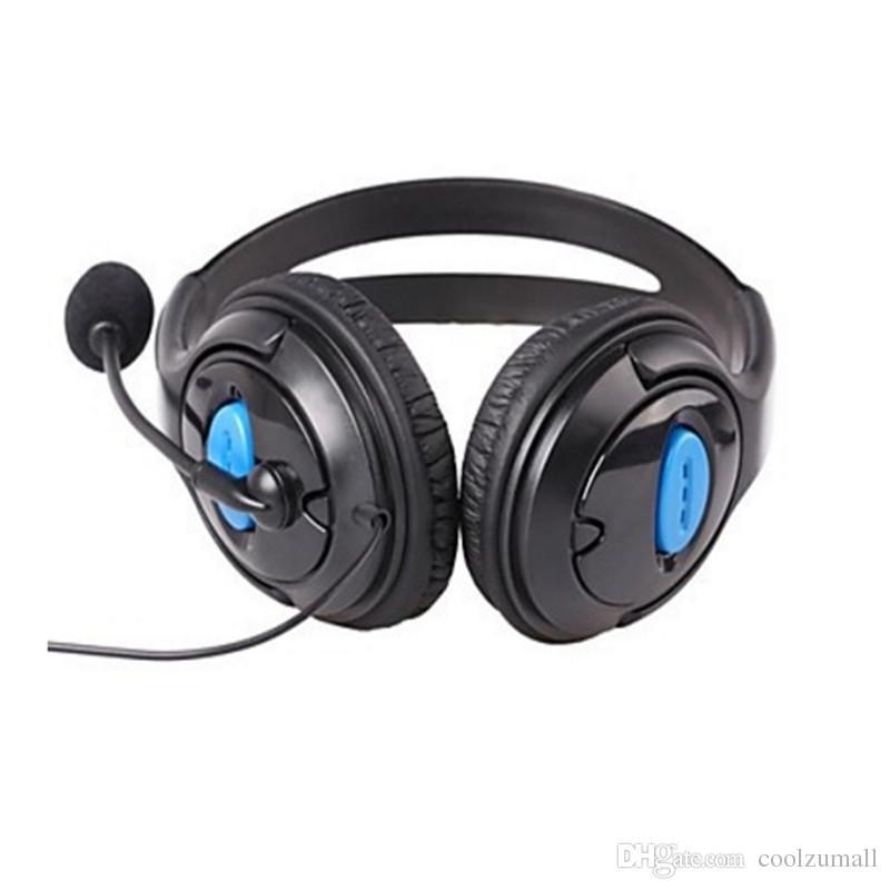 Oyun kulaklık Kulaklık Oyun Kulaklık Kulaklık Kulaklık 3.5mm playstation 4 dizüstü telefon için mikrofon ile 3.5mm portu için Xbox One pc ps4