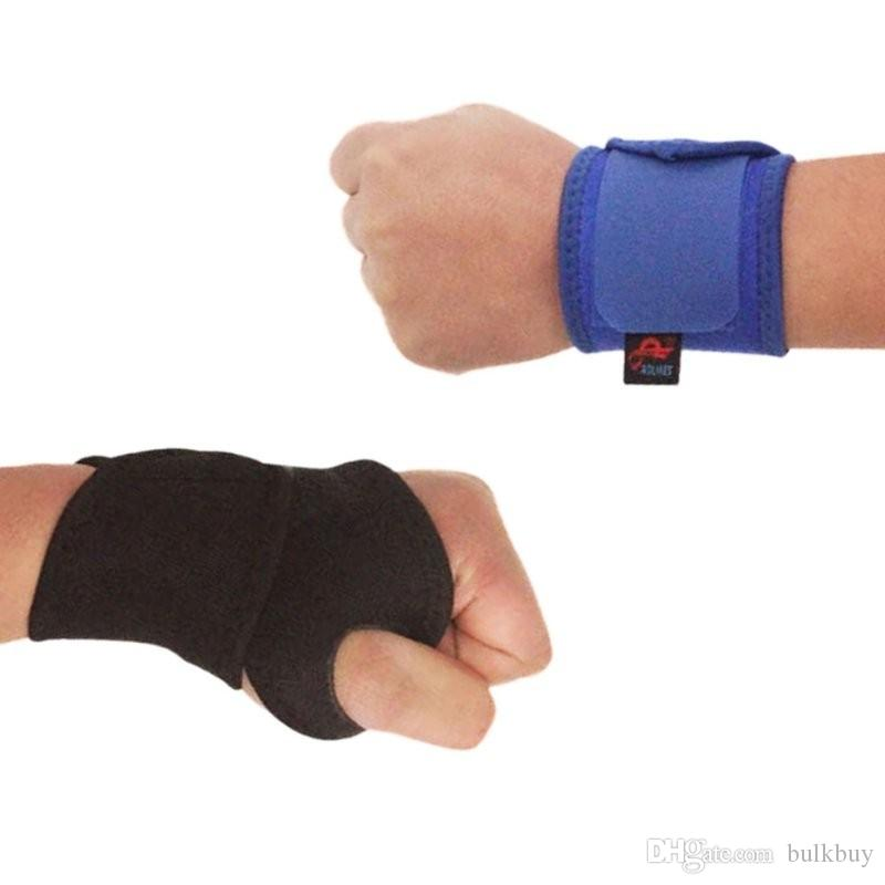 الرياضة في الهواء الطلق الرسغ تنفس دعم المعصم حزام هدفين التهاب المفاصل الإلتواء حامي الاسوره