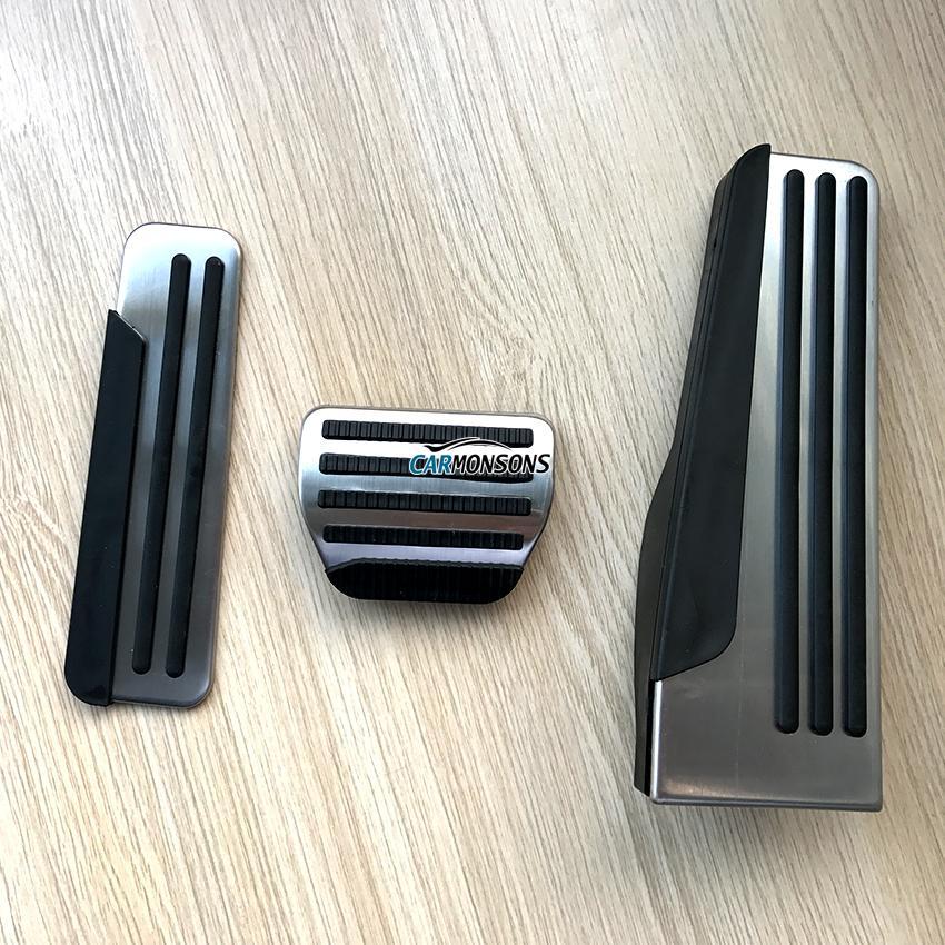 الجملة وقود الغاز الفرامل القدم الراحة دواسة غطاء وسادات ماتس لإنفينيتي Q50 Q60 Q70 QX50 QX70 G25 G35 G37 M25 EX FX السيارات التصميم