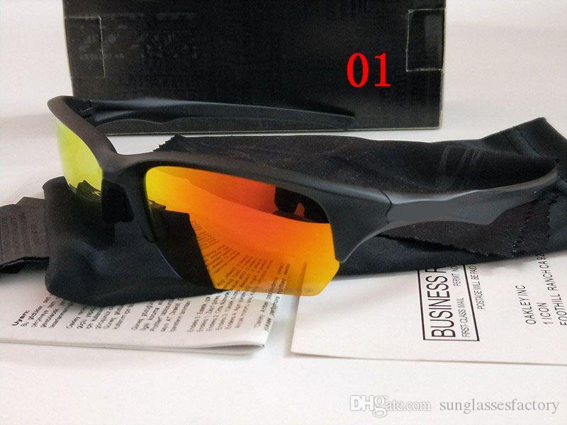 Occhiali da sole F BETA 9372, occhiali da sole da ciclista sportivi occhiali da sole da uomo