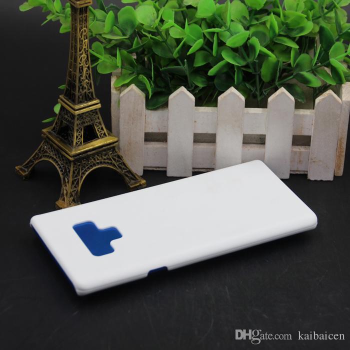 Para Samsung Note 9 / Note9 Sublimación Teléfono 3D Móvil Brillante Estuche Mate Prensado de calor cubierta del teléfono