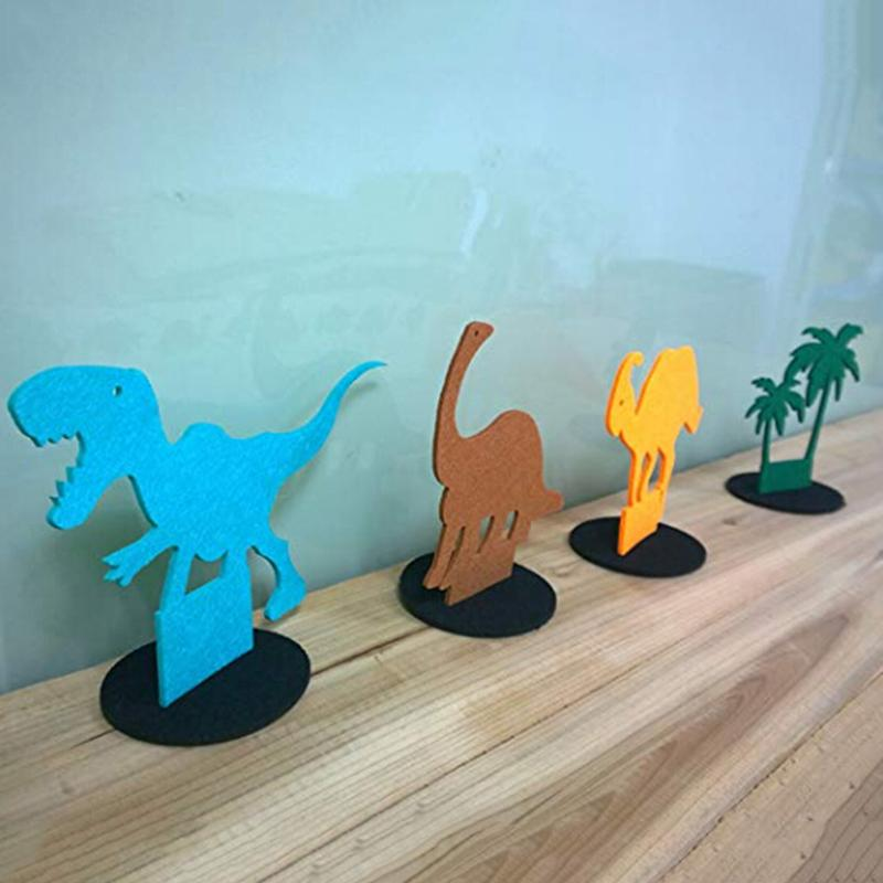 Dinosaur Hanging Garland Banner Party Supplies Home Decor Paper Bunting 1 Set