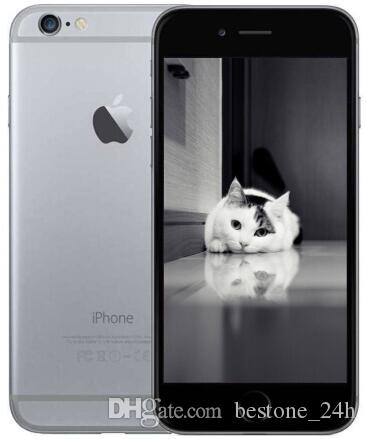Refurbished Unlocked 100% Original Apple iPhone 6 Without Touch ID 4.7 inch ROM 16GB/64GB/128GB cellphone