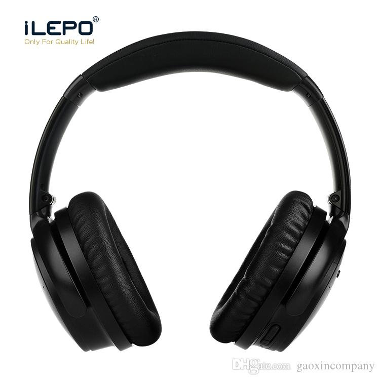 V12 casque de jeu Bluetooth Bason Annulation du bruit Casque sans fil Mic Casque PS4 pliable de haute qualité rechargeable de haute qualité