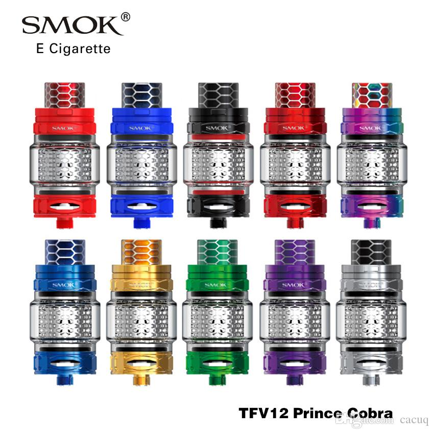 Original TFV12 Prince Cobra Edition 8ml Strip//Mesh Clapton