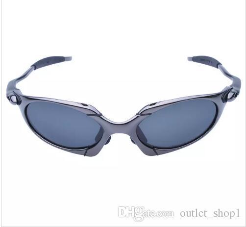 Romeo homens óculos polarizados ciclismo óculos de sol aolly juliet x esporte de metal equitação oculos ciclismo gafas moda optical outdoor eyewear