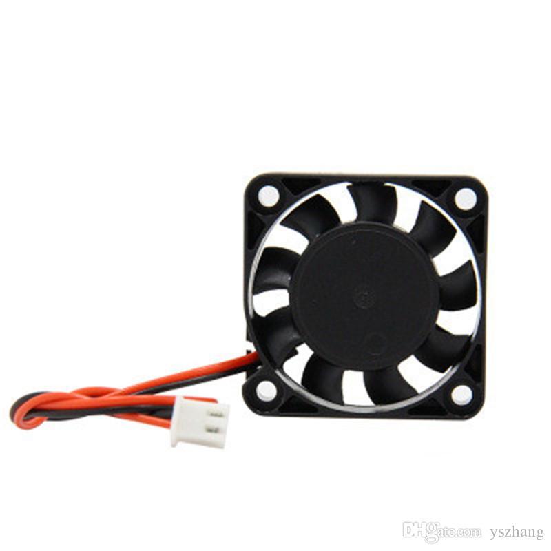 Ventola di raffreddamento 10PK DC parti della stampante ventola 12V 24 V 40x40mm x 10mm Ventola di raffreddamento della stampante 3D con 2 Pin Dupont calore diffusione di raffreddamento
