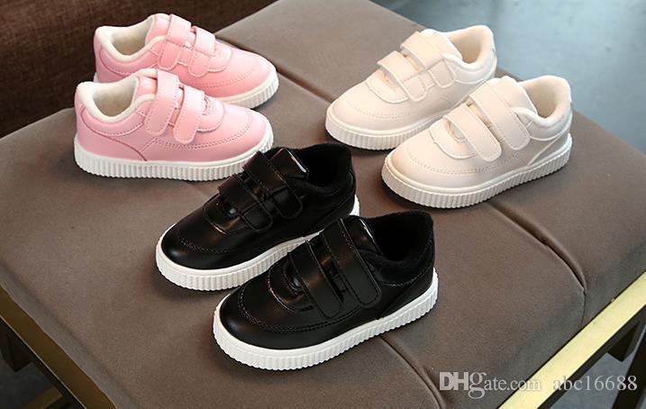 Новая детская обувь мальчики кроссовки девушки спортивная обувь размер 21-36 ребенок досуг тренеры повседневная дышащая дети кроссовки