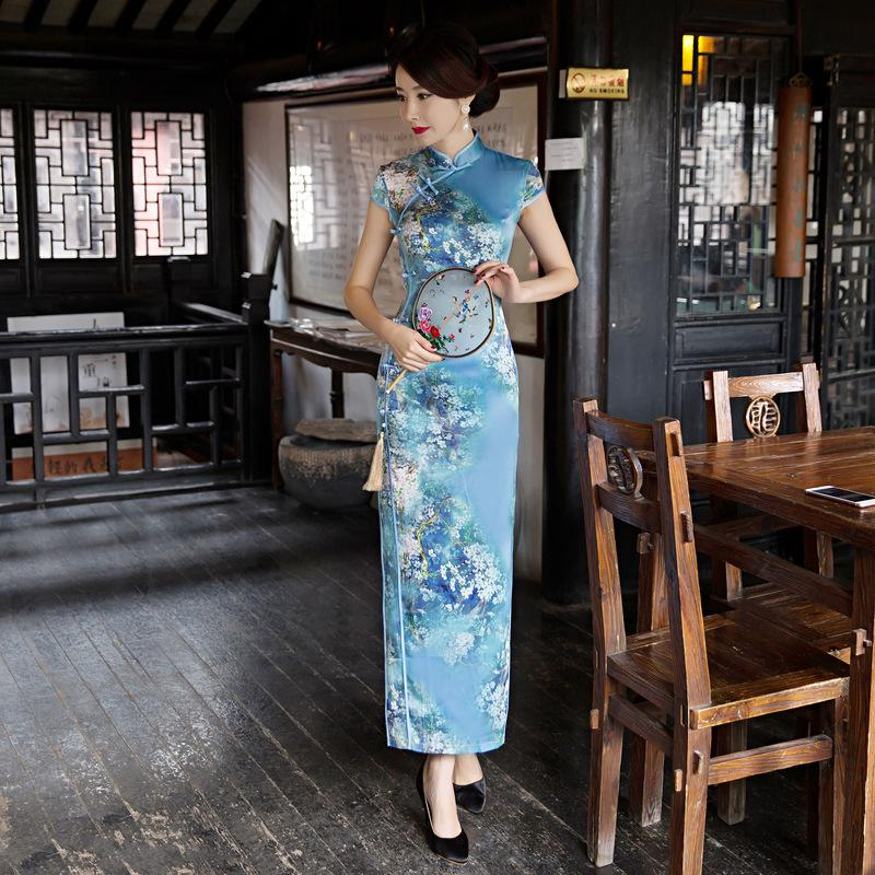 Новый улучшенный китайский стиль 2018 года, восстанавливающий древние традиции, - это нежное и элегантное шоу самосовершенствования.