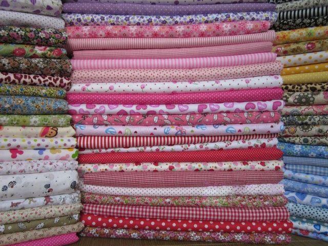 O ENVIO GRATUITO de 50 peças 20 cm * 25 cm tecido stash tecido de algodão charme packs patchwork quilting tilda sem repetição design W3B4-1