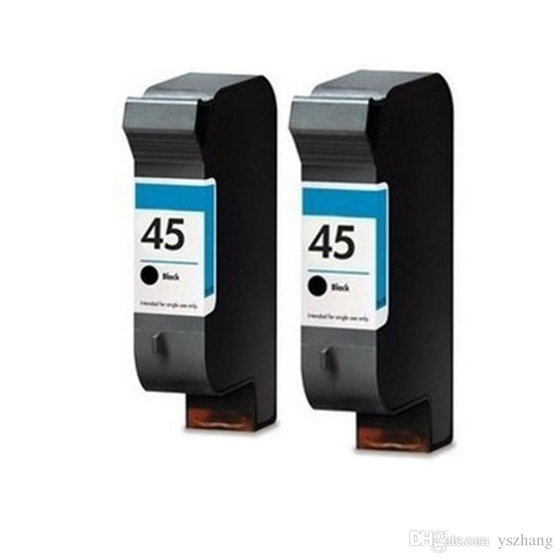 CompAndSave Replacement for HP DeskJet 895Cxi Printer Inkjet Cartridge HP 45 51645A Black Ink Cartridge