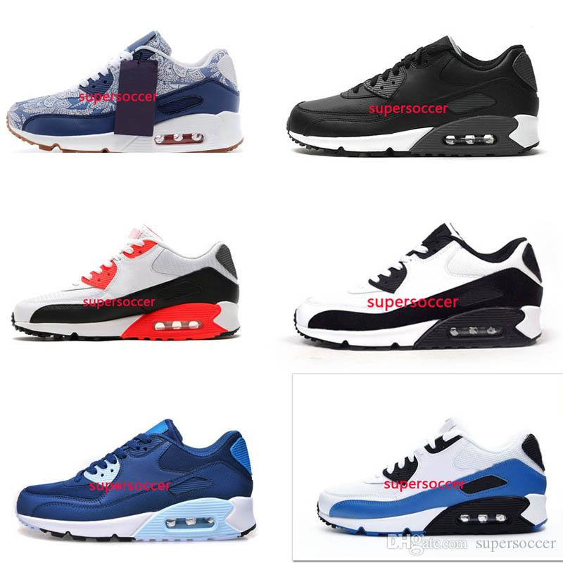 Alta qualidade Hot Sale Almofada Running Shoes Homens Mulheres New Sneakers Sports Shoe Size 36-45