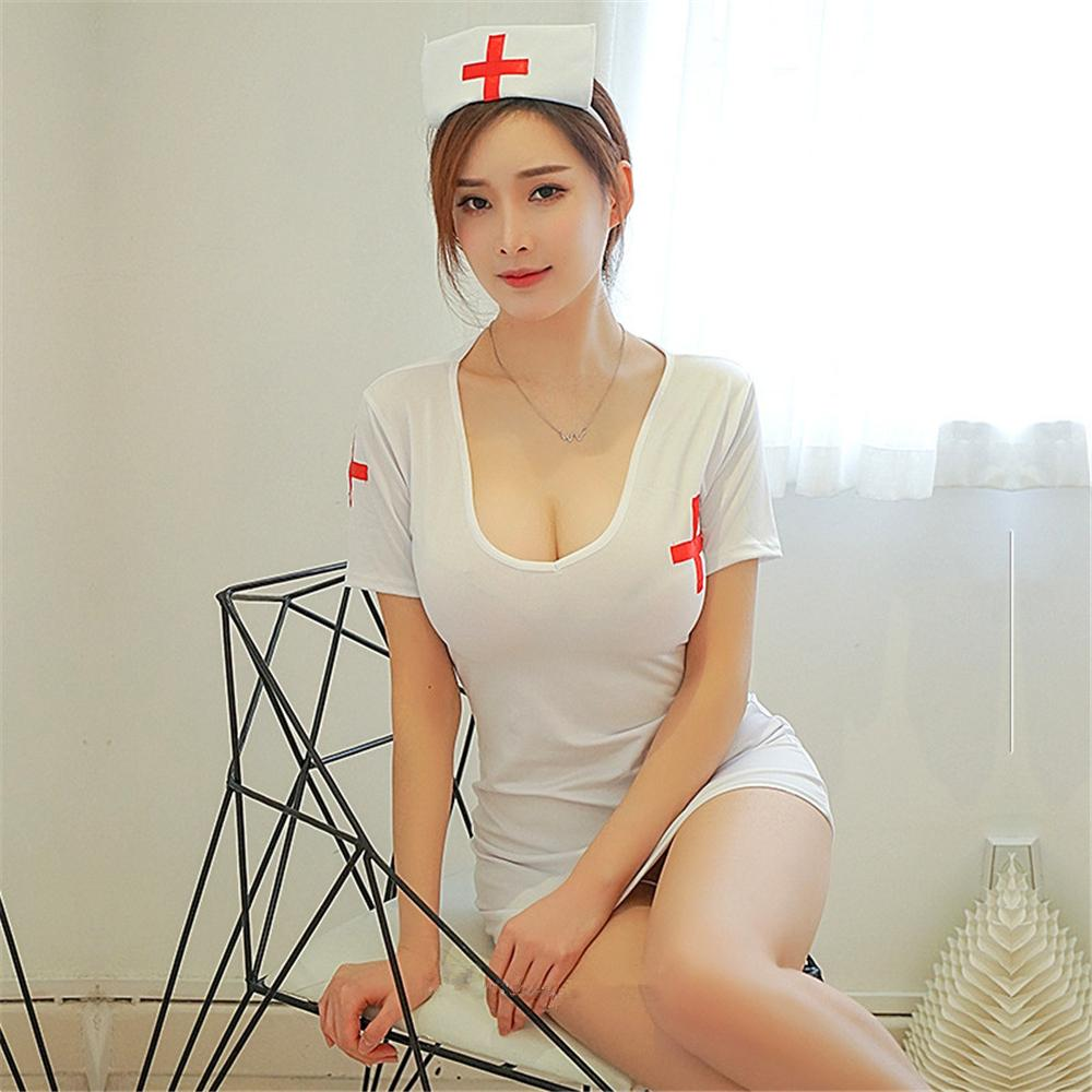 2019 Plus Size Porn Women Sexy Underwear Nurse Costumes Uniform Cosplay  Lingerie Sexy Hot Erotic Nurse Erotic Lingerie Porno Costumes From  Stepheen, ...