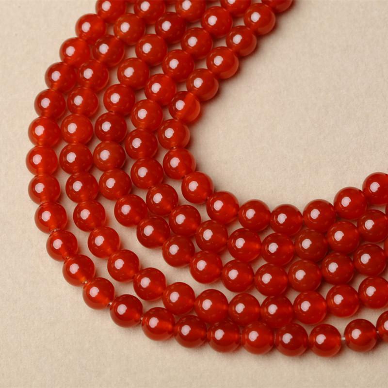 "Pink Jade Gemstone Round Beads For Jewelry Making Strand 15/"" 6mm 8mm 10mm"