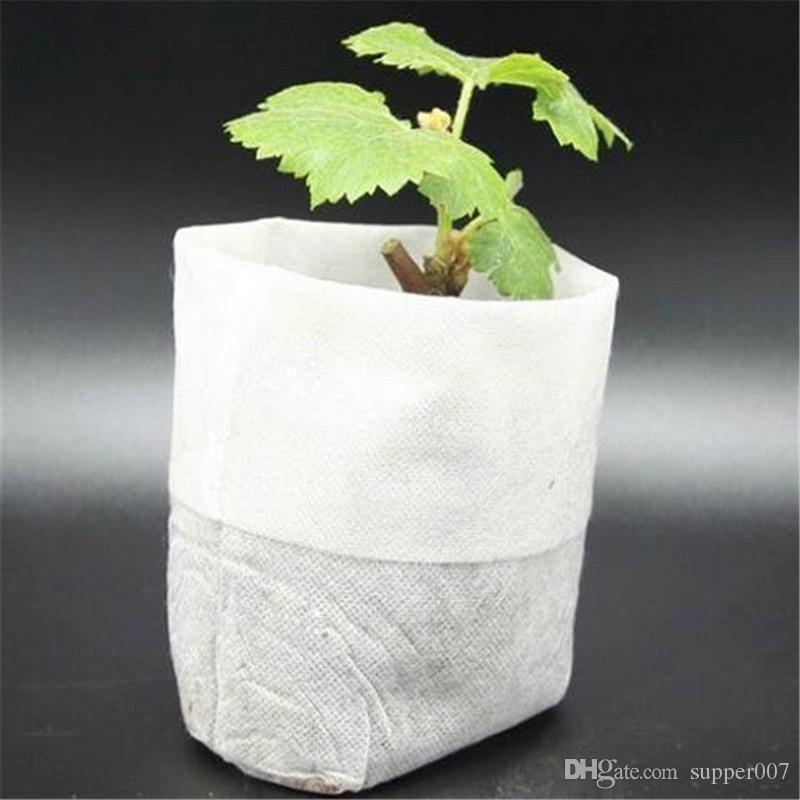 Pflanztöpfe Pflanzbeutel Vliesstoffe Gartenbedarf Gartenbedarf Umwelt 100 Stück