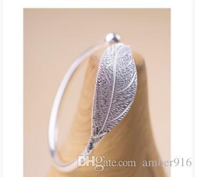 925 ayar gümüş bilezik kadın sevimli El katener hediye Avrupa ve Amerikan popüler ipliklerini