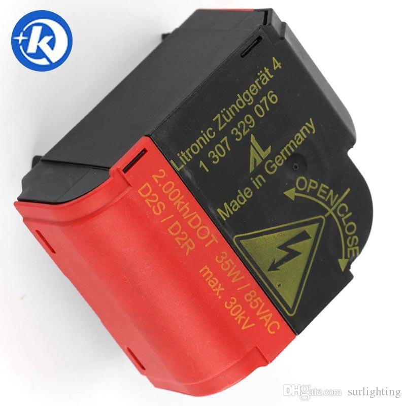 OEM AL 1 307 329 076 Xenon Light Headlight HID D2S D2R Igniter (Ignition Bulb Holder Socket)