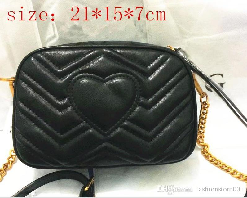 Single And Chain Style New Classic American Bag Bag European Fashion Shoulder Shoulder Quality High Free Shipping Sfipb