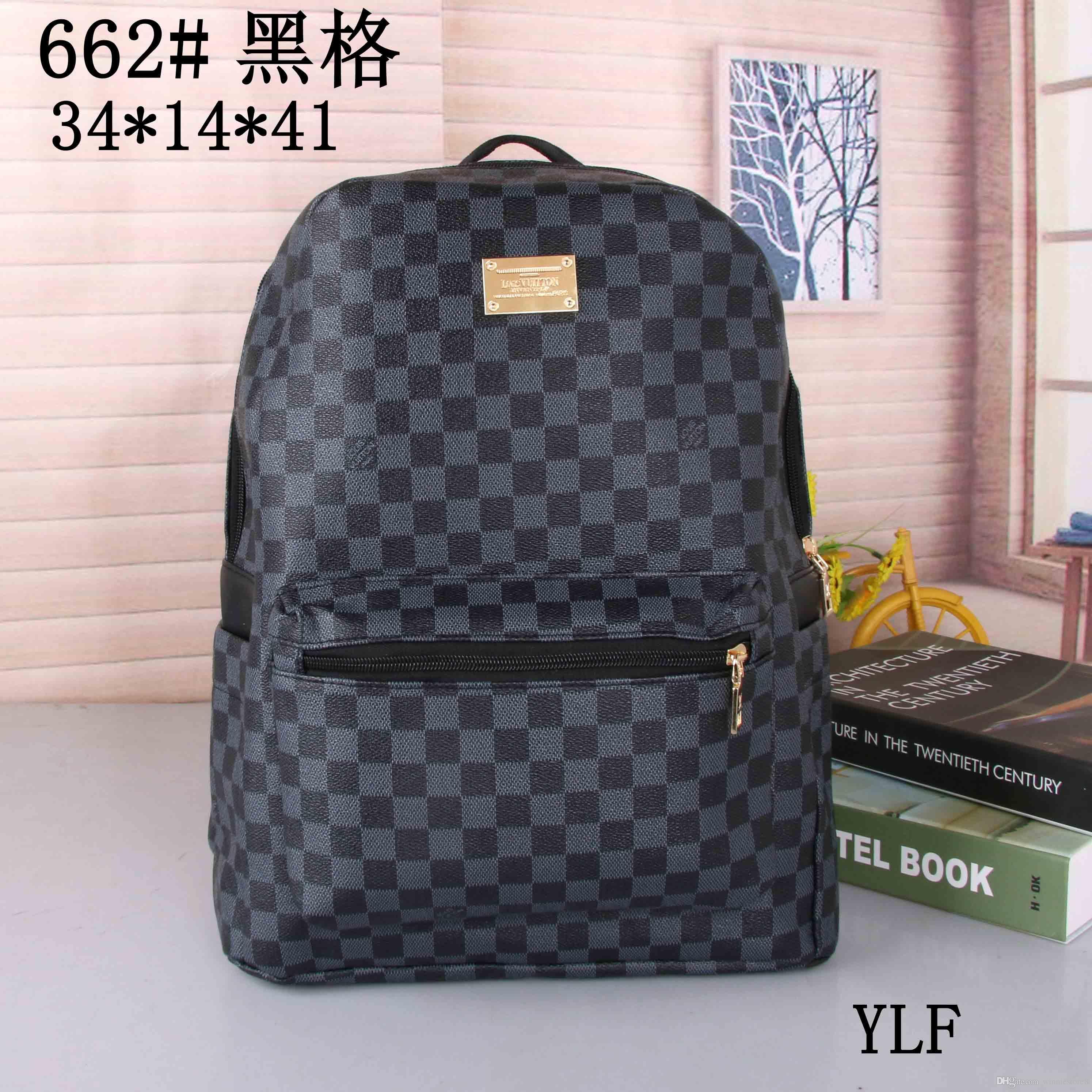Оптовая и розничная торговля классический стиль моды женщин сумки рюкзак стиль сумка Леди сумки Сумки (3 цвета для выбора) #0662