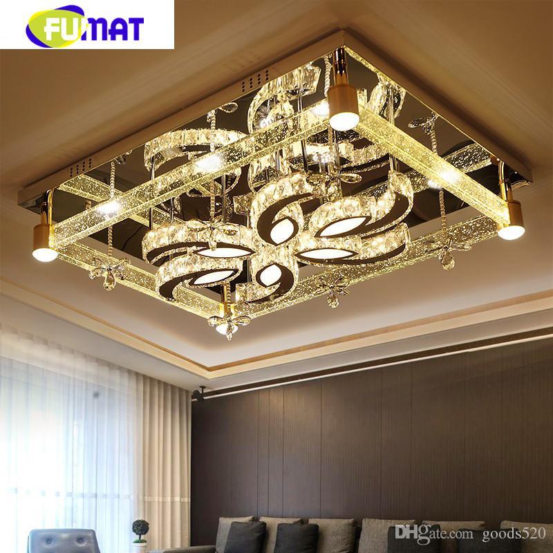 Modern ceiling light rectangle bubble column crystal lamp bubble column led lighting dimmer