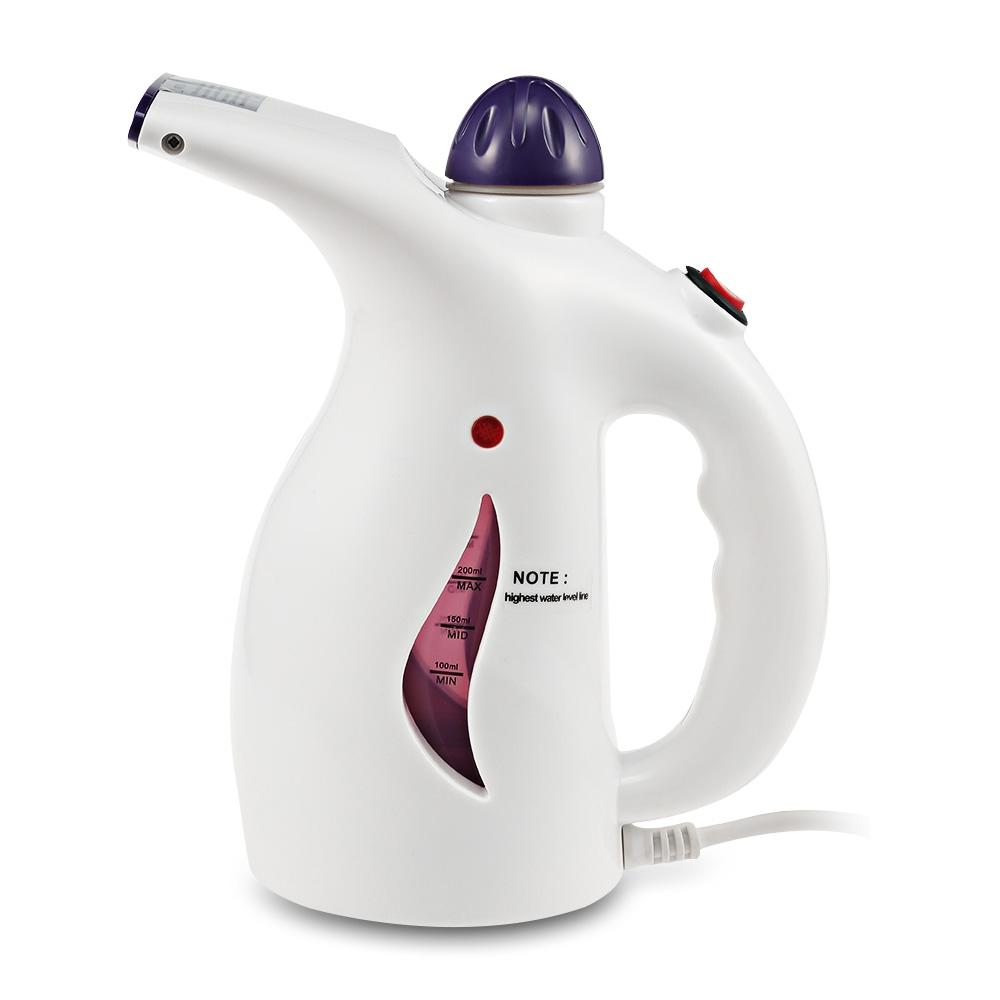 Máquina de planchar portátil Vapor de ropa portátil con pinceles Cepillo de vapor de ropa para el hogar Humidificador 200 ml Envío gratis NB