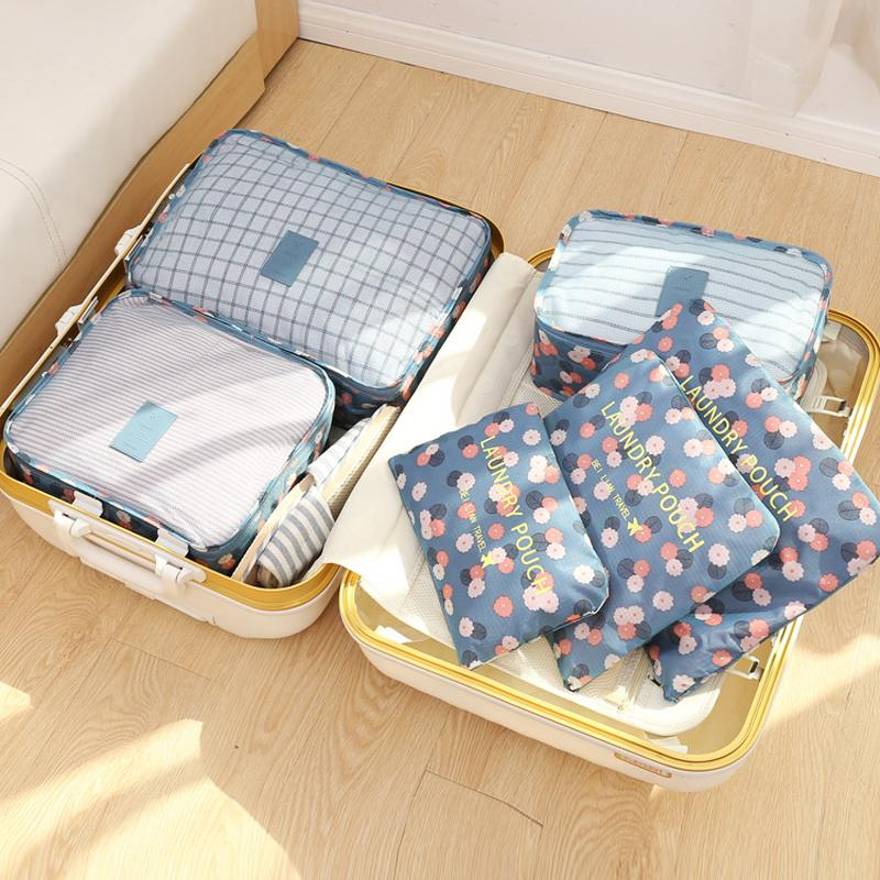 Stockage  Emballage Pliable Valise Organisateur De Bagages Sac De Voyage